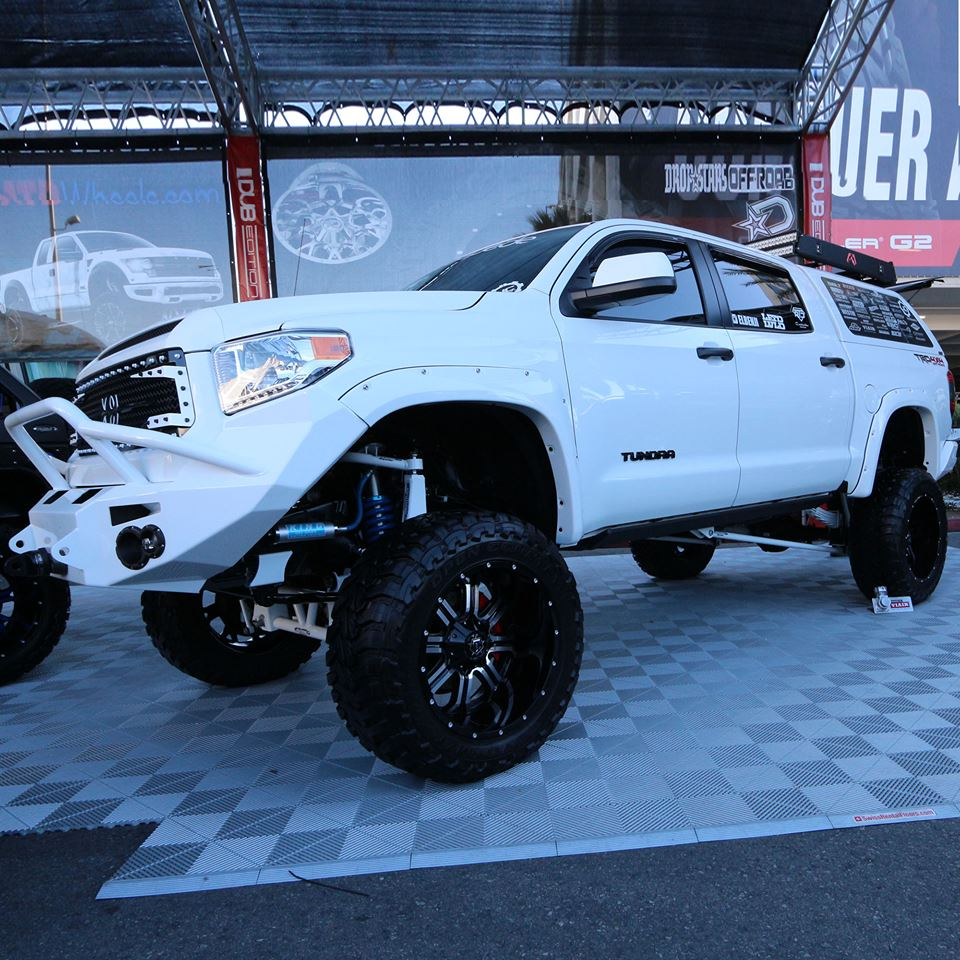 2007-2018 Toyota Tundra 10-12 Inch Lift Kit