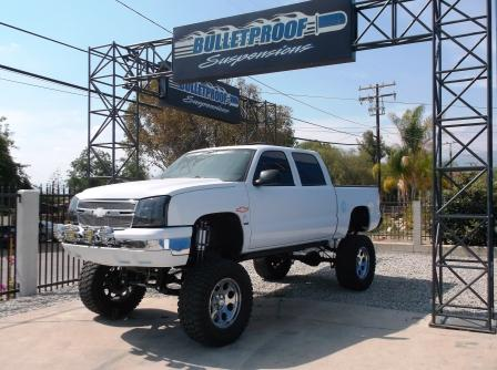 Lift Kit Chevy Silverado 1500