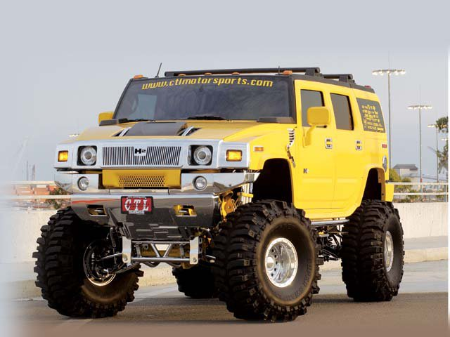 Hummer H2 10 12 Inch Lift Kit