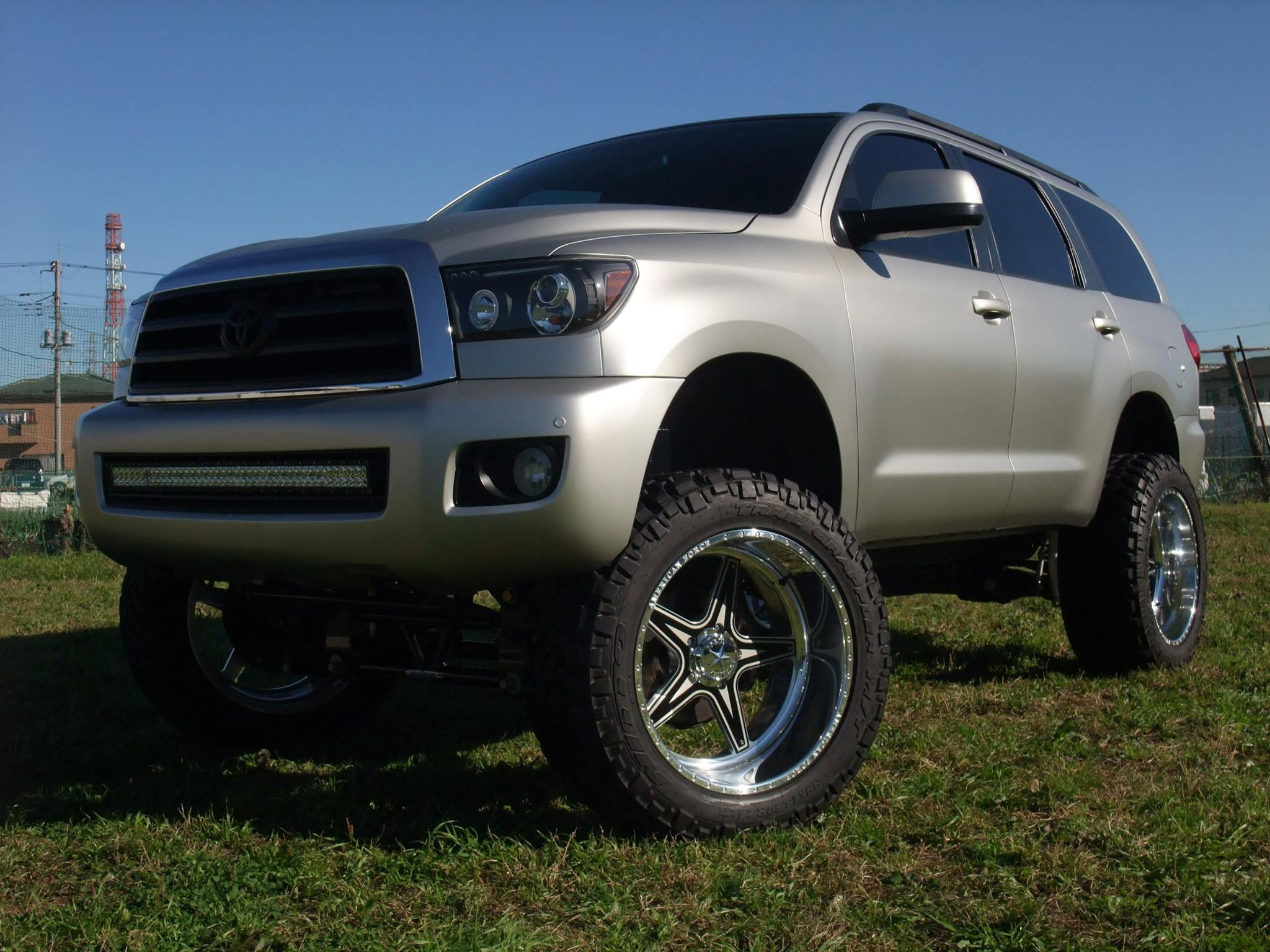 Bulletproof Lift Kit >> Toyota Sequoia 10-12 Inch 2008 -2018 Suspension Lift Kit