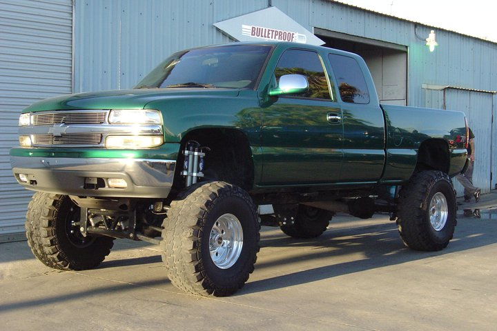 3 Inch Lift Kit For Chevy Silverado 1500
