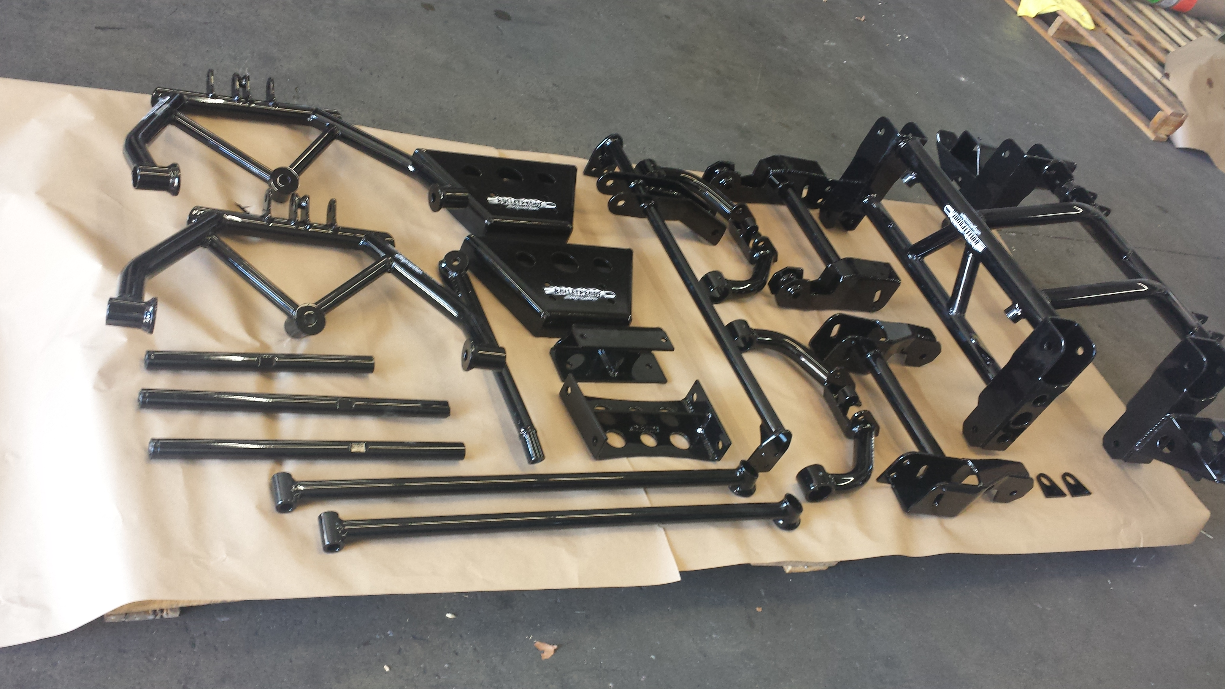 Chevy Lift Kits >> Chevy-GMC 2500-3500 10-12 Inch Lift Kit 2001-2010