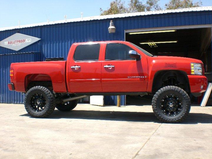 Suspension Lift Kits For Chevy Silverado 1500
