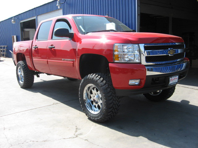 3 5 Inch Lift Kit Chevy Silverado