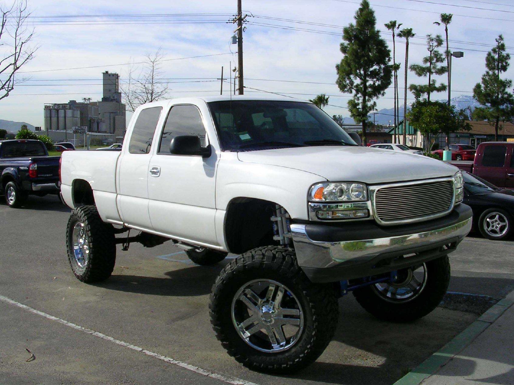 Chevy gmc 1500 14 18 inch lift kit 1999 2006 freerunsca Gallery