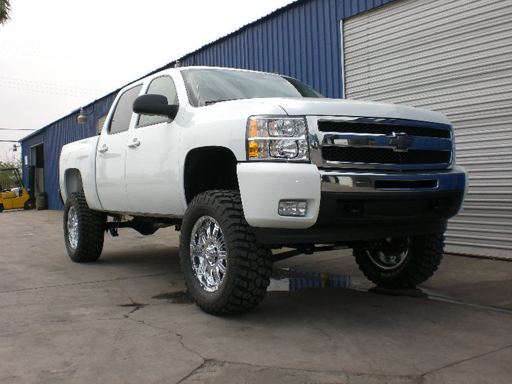 6 Inch Lift Kit For Chevy Silverado 1500 >> Chevy Gmc 1500 6 8 Inch Lift Kit 2007 2013