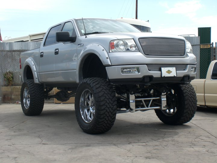 6 Inch Lift Kit For Ford F150 4X4 >> Bulletproof Suspension S 6 12 Inch Suspension Lift Kit For Ford