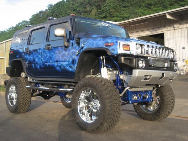 Bulletproof Lift Kit >> Hummer H2 10-12 Inch Lift Kit