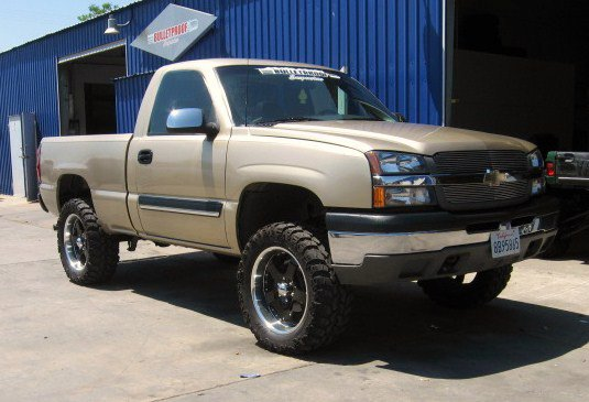 Chevy Gmc 1500 2wd 7 Inch Lift Kit 1999 2006