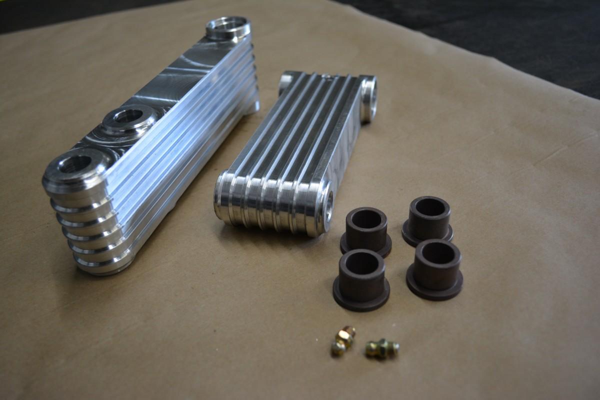 Bulletproof Lift Kit >> Billet Steering Arm replacement kit - Bulletproof Suspension - A Suspension Lift Manufacturer