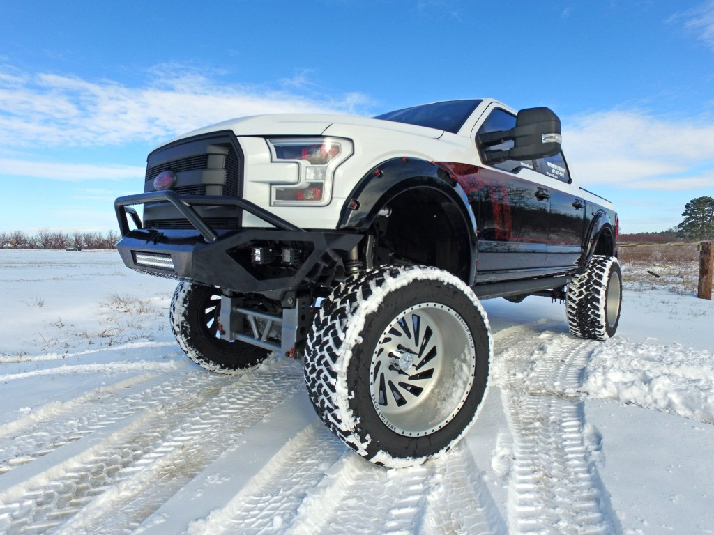 Ford F150 10 12 Inch Suspension Lift Kit 2015 2017