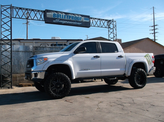 2007 2018 Toyota Tundra 6 8 Inch Suspension Lift Kit