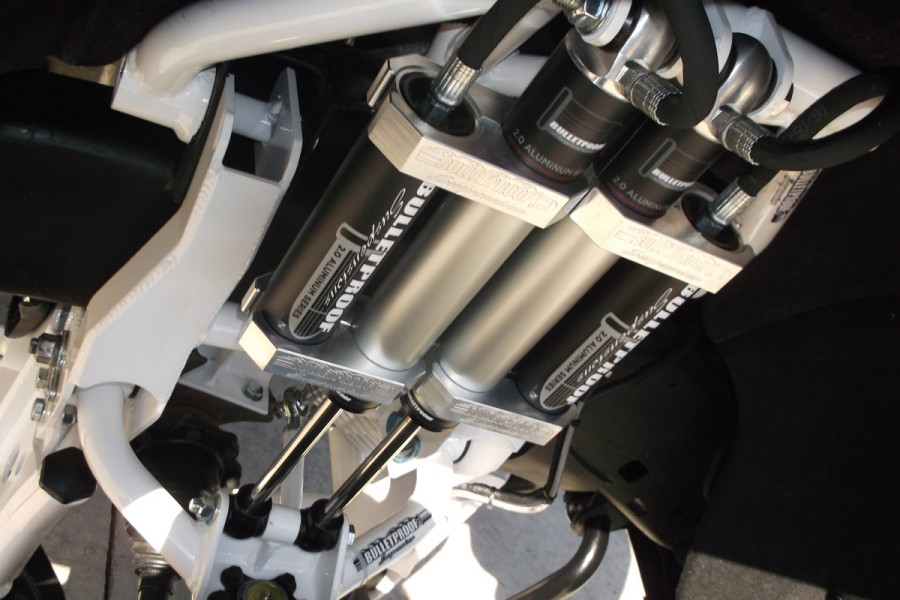 Bulletproof Suspension remote reservoir shocks (By Icon ...