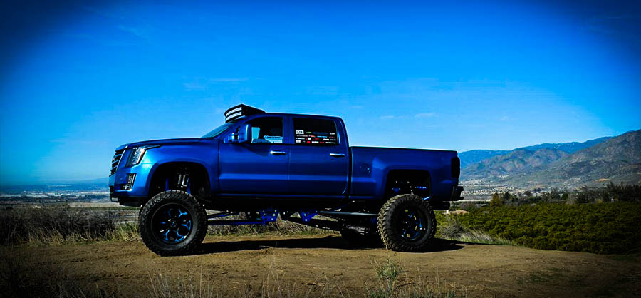 Bulletproof Lift Kit >> Chevy 2500/3500 4wd Rear cantilever 4 link system 2011-2017