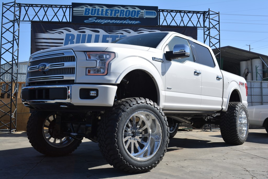 Bulletproof Lift Kit >> Ford F150 10-12 Inch Suspension Lift Kit 2015-2019