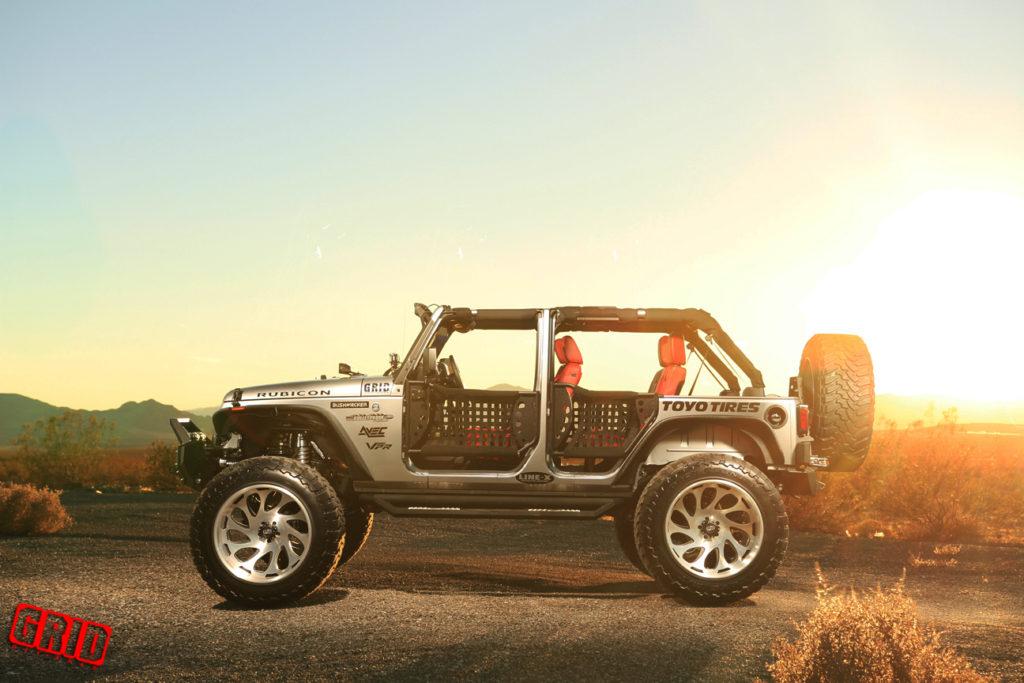 Jk Jeep 6 Inch Lift Kit 2007 2017