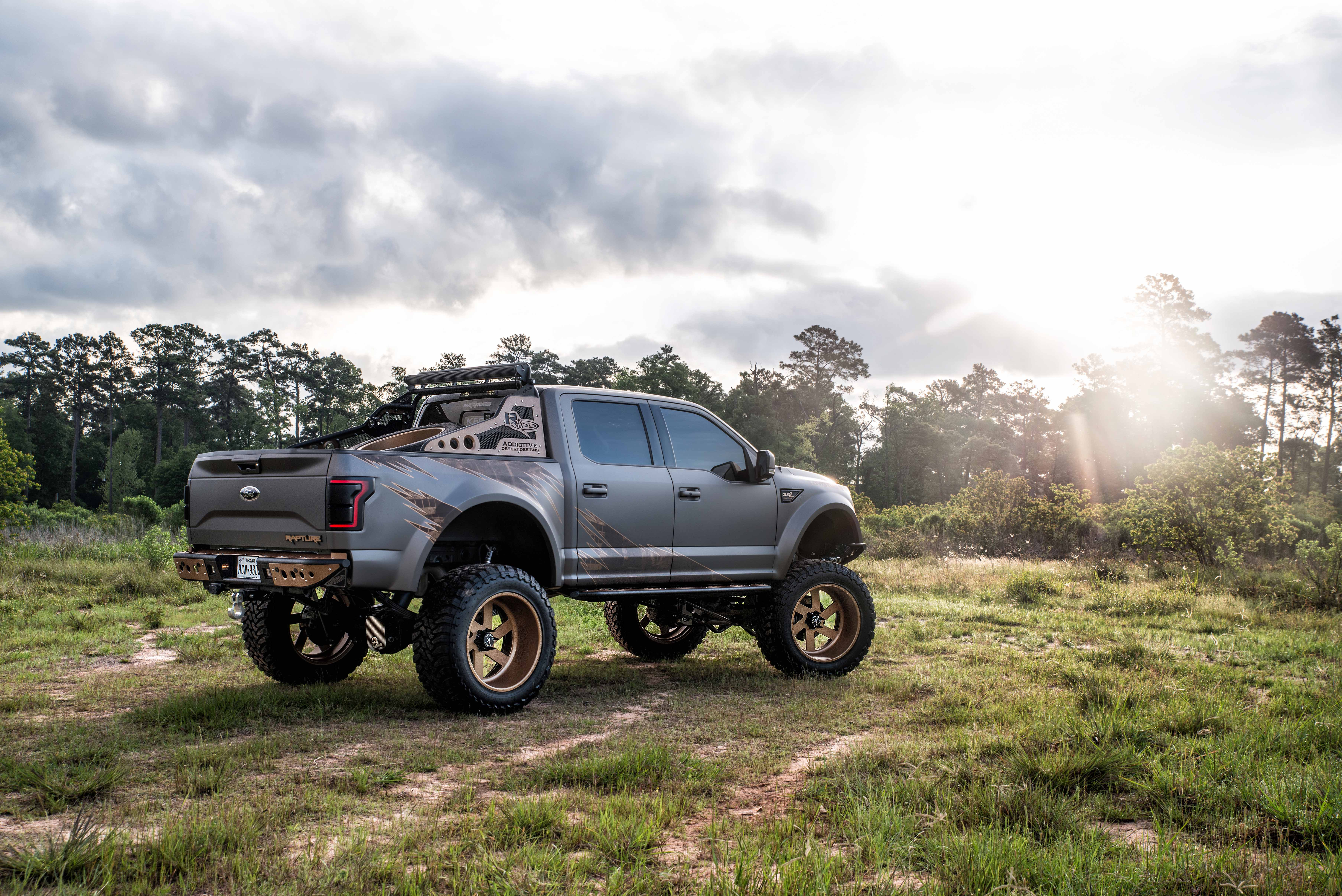 Ford F150 10 12 Inch Suspension Lift Kit 2015 2019
