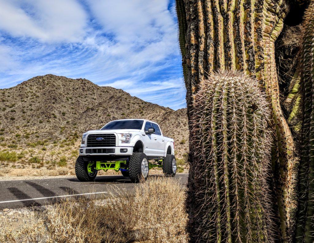 Bulletproof Lift Kit >> Ford F150 10-12 Inch Suspension Lift Kit 2015-2019