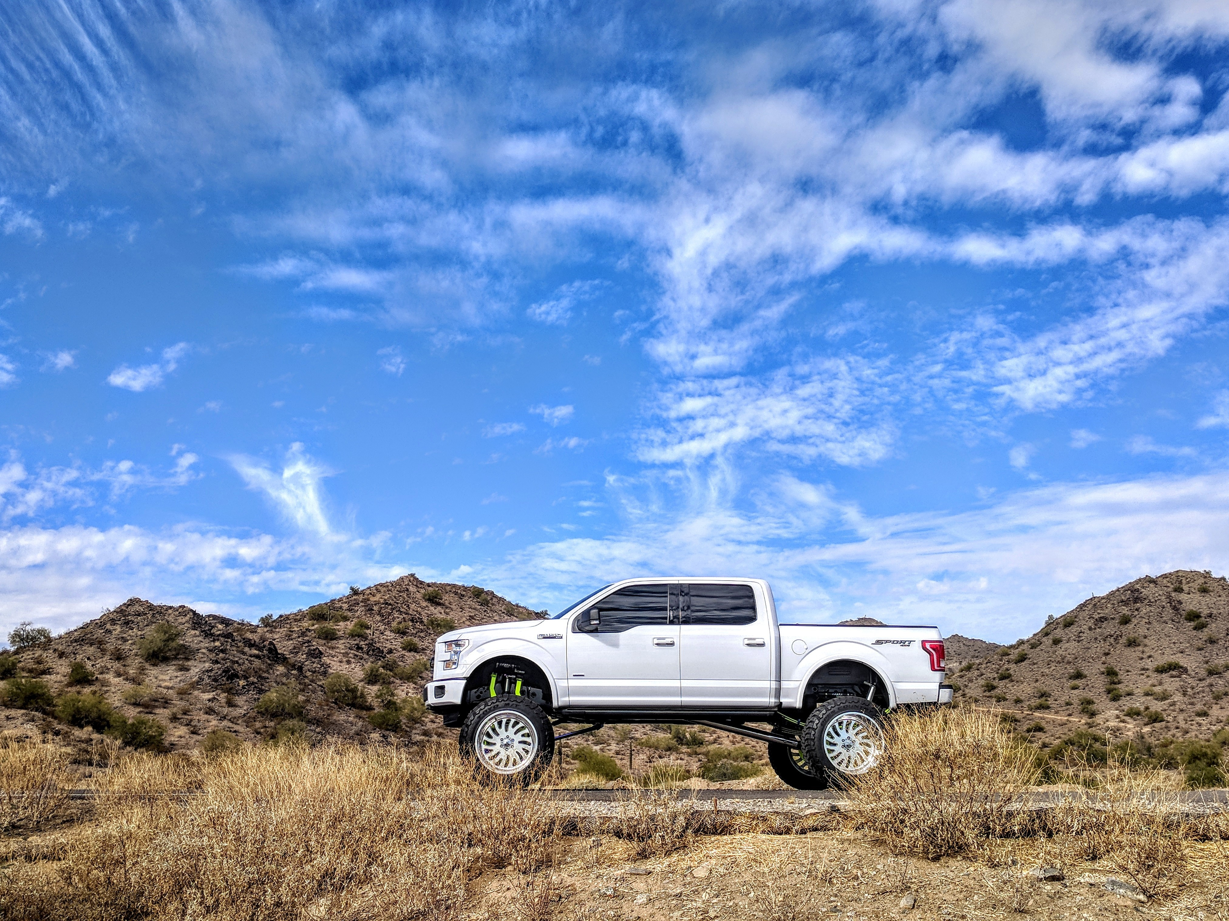 2015 Ford F 150 Regular Cab >> Ford F150 10-12 Inch Suspension Lift Kit 2015-2019