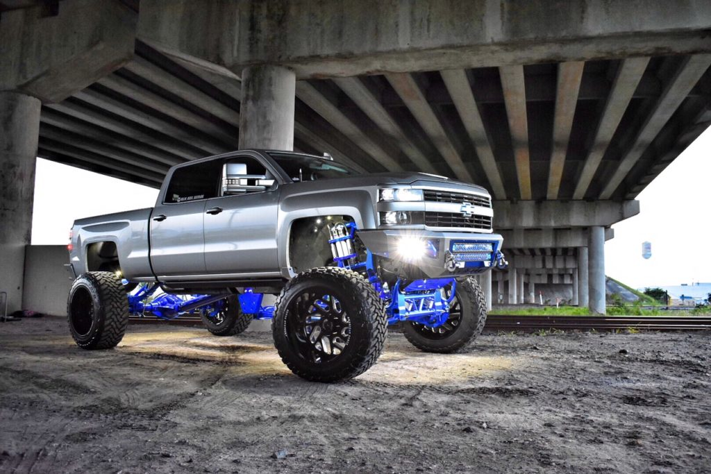 Best Lift Kit For Chevy 2500hd >> Chevy Gmc 2500 3500 10 12 Inch Lift Kit 2011 2019