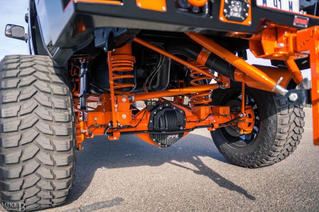 Bulletproof Lift Kit >> Dodge Ram 2500-3500 10-12 Inch Lift Kit 2014-2019